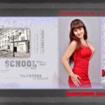 Печать и дизайн выпускных фотокниг для школ, вузов