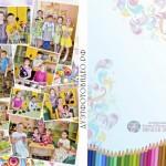 Фотоуслуги выпускникам детского сада