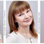 Студийные портреты выпускников