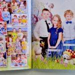 Печать и дизайн выпускных фотокниг для детских садов
